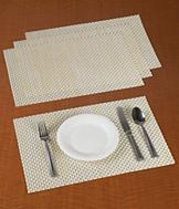 Woven Placemats - Set of 4