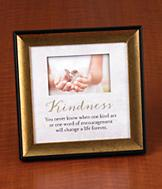Kindness Framed Art