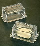 Tala Glass Butter Dish