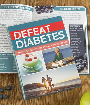 Defeat Diabetes Book