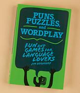 Puns, Puzzles and Wordplay Book