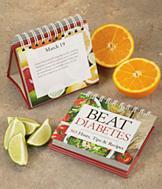 Beat Diabetes Flip Calendar