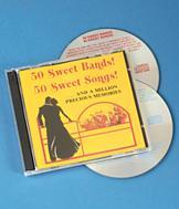 50 Sweet Bands! 50 Sweet Songs - 2-CD Set