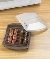 Microwave Bacon Grill