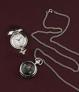 Rose Watch Pendant