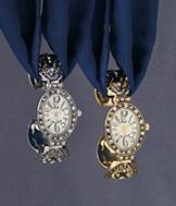Silvertone Bracelet Watch