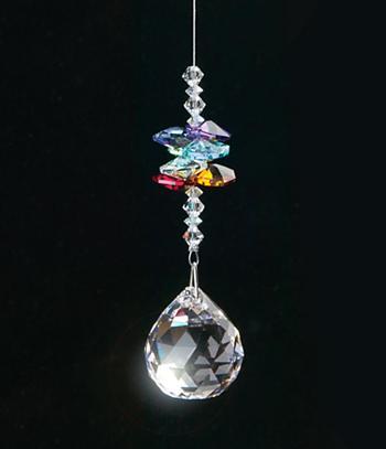 Crystal Suncatcher Drop