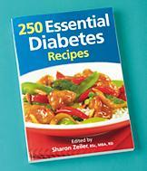 250 Essential Diabetes Recipes Cookbook
