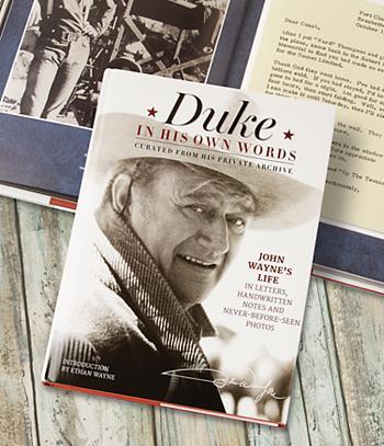 Duke in His Own Words Book