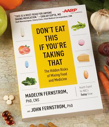 Don't Eat This if You're Taking That Book