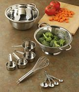 11-Pc. Food Preparation Set
