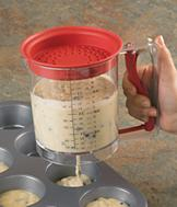 Batter Dispenser/Gravy Separator
