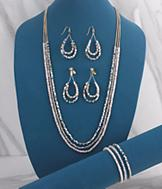 Czech-Glass Bead Necklace