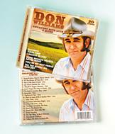 Don Williams Greatest Hits Live CD