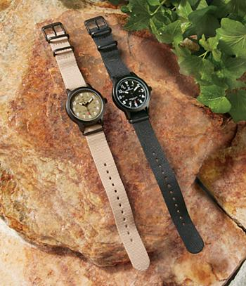 Smith and Wesson Field Watch - Tan
