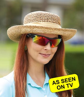 Battle Vision HD Polarized Sunglasses - 2 Pairs