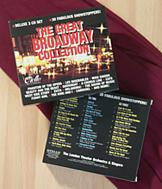 The Great Broadway Collection - Deluxe 3-CD Set