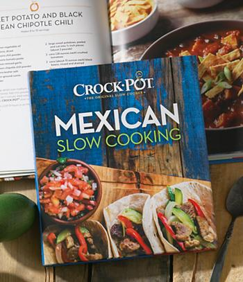 Mexican Slow Cooking Book