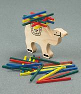 Balancing Camel Game