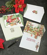 Christmas Journey Holiday Cards - Set of 18