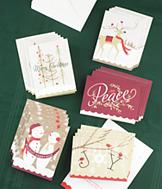 Whimsy Holiday Cards - Set of 25