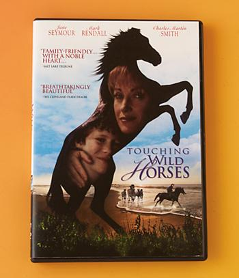 Touching Wild Horses DVD