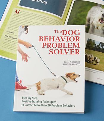 The Dog Behavior Problem Solver Guide