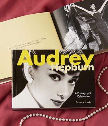 Audrey Hepburn: A Photographic Celebration Book