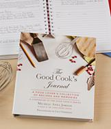 The Good Cook's Journal - Michele Anna Jordan