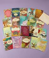 Enchanted Menagerie Cards - Set of 20