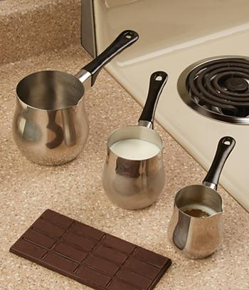 Warming Pots - Set of 3