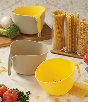 Strainer and Bowl Set