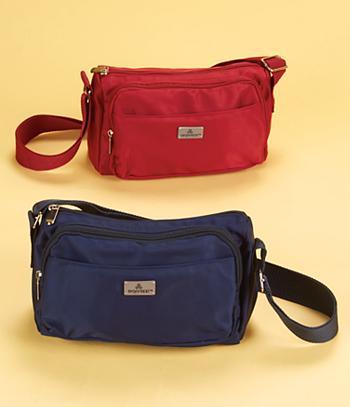 Organizzi Travel Bag - Berry Red