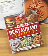Restaurant Favorites Cookbook