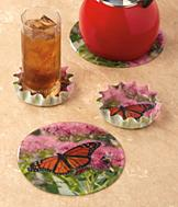 Silicone Butterfly Trivet