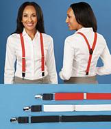Skinny Suspenders - Set of 3