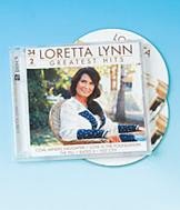 Loretta Lynn Greatest Hits - 2-CD Set