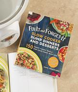 Slow Cooker Dump Dinners and Desserts - Hope Comerford