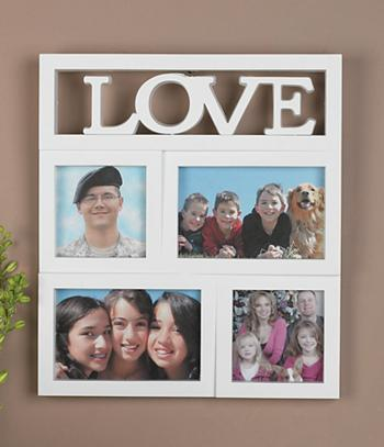 Love Collage Frame