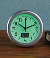 Glow-in-the-Dark Alarm Clock