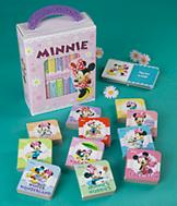 Minnie Mouse Library