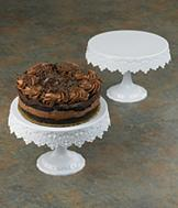 Lace-Edge Cake Stand