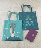 Vintage-Style Tote - Alpaca My Bags!