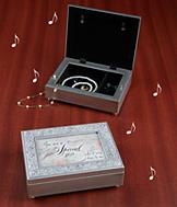Special Person Musical Jewelry Box