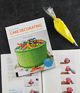 First Time Cake Decorating Book
