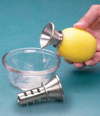 Lemon Squeezer with Tapered Lip