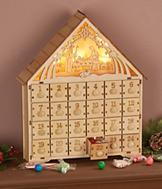 Light-Up Nativity Advent Calendar