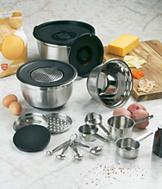 17-Pc. Stainless Steel Prep Set