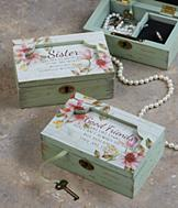 Musical Jewelry Box - Good Friends