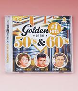 Golden #1 Hits of the '50s and '60s CD Set